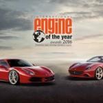 Hãng siêu xe Ferrari đoạt giải động cơ của năm 2016