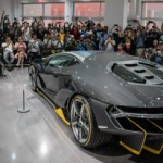 Siêu xe khủng Lamborghini Centenario đầu tiên đến Mỹ
