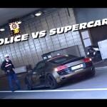 Hàng chục siêu xe bị cảnh sát dừng và phạt vẫn đua tiếp