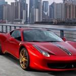Hãng siêu xe Ferrari cũng phải thu hồi xe do lỗi túi khí Takata