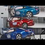 Quy trình đánh giá độ an toàn của 3 xe cơ bắp Mỹ Mustang, Camaro & Challenger
