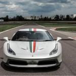 Siêu xe Ferrari 458 MM Speciale giống phong cách Ford GT ?