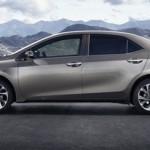 Xe cỡ trung Toyota Corolla 2017 sắp bán tại Việt Nam