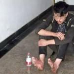 Thanh niên nghiện game suýt hỏng chân vì ngồi lâu
