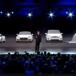 Tesla tăng tốc sản xuất xe và đạt 2000 xe / tuần