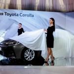 Phát thèm giá xe Toyota Corolla Altis 2017 giá 286 triệu ở Nga
