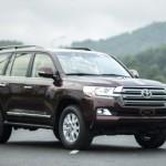 Toyota là thương hiệu xe bán chạy nhất Việt Nam tháng 5/2016