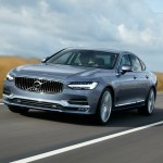 Đánh giá xe sedan hạng sang Volvo S90 mới 2016