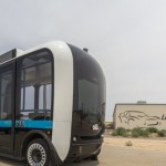 Xe Buýt tự lái chạy điện cho tương lai