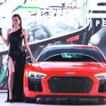Những kỷ lục mới của triển lãm xe sang Audi Progressive