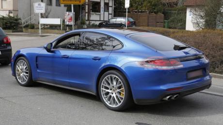 Đánh giá xe Porsche Panamera 2017, hình ảnh & khả năng vận hành 2