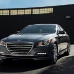 Sắp có xe điện hạng sang Hyundai Genesis