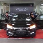 Phiên bản thể thao giá rẻ của Honda Accord 2016