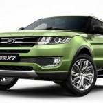 Hãng xe sang Land Rover kiện hãng xe Trung Quốc vì nhái Evoque