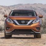 Xe SUV cỡ nhỏ Nissan Murano 2016 sắp ra mắt chính thức