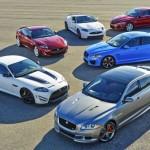 Công bố giá bán chính thức một số dòng xe sang Jaguar 2016