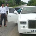 Ngắm xe siêu sang Rolls royce Phantom độ ở Thanh Hóa