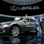 Toyota đầu tư thêm 22.000 tỷ đồng vào xe tự hành