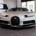 Siêu xe Bugatti Chiron được xác nhận không sản xuất bản mui trần