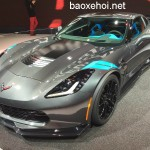 Siêu xe Chevrolet Corvette Z06 2017 nhiều nâng cấp hoành tráng