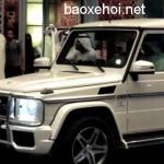 Thủ tướng UAE và thái tử Dubai thích đi xe siêu sang Mercedes G63 AMG