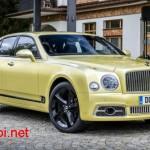 Bentley sắp có xe siêu sang mới sang trọng hơn Mulsanne