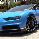 Đánh giá chi tiết siêu xe Bugatti Chiron 2017
