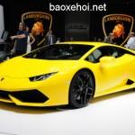 Sắp có siêu xe Lamborghini hạng trung hoàn toàn mới