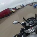 Hai thanh niên chết vì phóng xe máy quá nhanh đâm vào ô tô