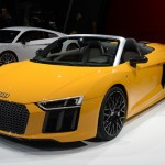 Công bố giá bán siêu xe Audi R8 V10 mui trần 2017