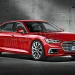 Ngắm chi tiết xe sang Audi A6 2018 mới hoàn toàn