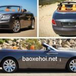 Xe siêu sang Rolls-Royce Dawn là xe thiết kế tốt nhất của tốt nhất