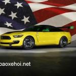 """Ra mắt xe Ford Mustang 2016 phiên bản đặc biệt """"Ole Yeller"""""""