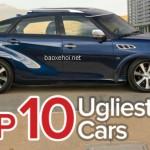 Top 10 xe ô tô bị đánh giá có thiết kế xấu nhất năm 2016
