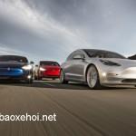 Tesla công bố 4 kế hoạch về phát triển xe trong tương lai