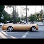 Xe siêu sang Rolls royce chục tỷ toác đầu vì đâm vào xe Lada
