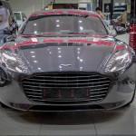 Đại gia Nghệ An mua siêu xe Aston Martin Rapide S