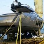 Cặp đôi siêu du thuyền tuyệt đẹp về Quảng Ninh gây xôn xao