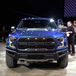 Xe bán tải Ford F-150 2017 dùng động cơ mạnh Ecoboost V6 375 HP