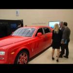 Ngắm xe siêu sang Rolls royce Phantom EWB 2016 màu đỏ rực