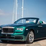 Xe Rolls-Royce Wraith và Dawn màu xanh ngọc tuyệt đẹp