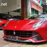 Dàn siêu xe tuyệt đẹp trên đường phố của đại gia Việt