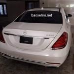 Xe siêu sang Maybach S600 giá 14,2 tỷ thứ 2 về Lào Cai