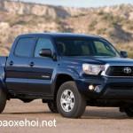 Xe Toyota Tacoma đứng đầu danh sách xe cũ bán lại giữ giá nhất