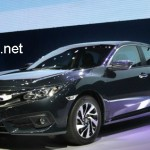 Xe Honda Civic thế hệ mới bán rất chạy ở Thái Lan năm 2016