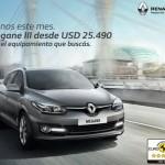 Renault ra mắt công nghệ bảng quảng cáo xe thông minh