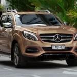 Tên chính thức của Mercedes bán tải là GLT