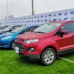Giá bán mới của xe Ford từ 1/7/2016 ở Việt Nam
