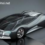 Ngắm siêu xe Audi Mesarthim F-Tron dùng năng lượng hạt nhân
