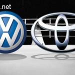 Volkswagen sẽ vượt Toyota thành hãng xe lớn nhất thế giới năm 2016 ?